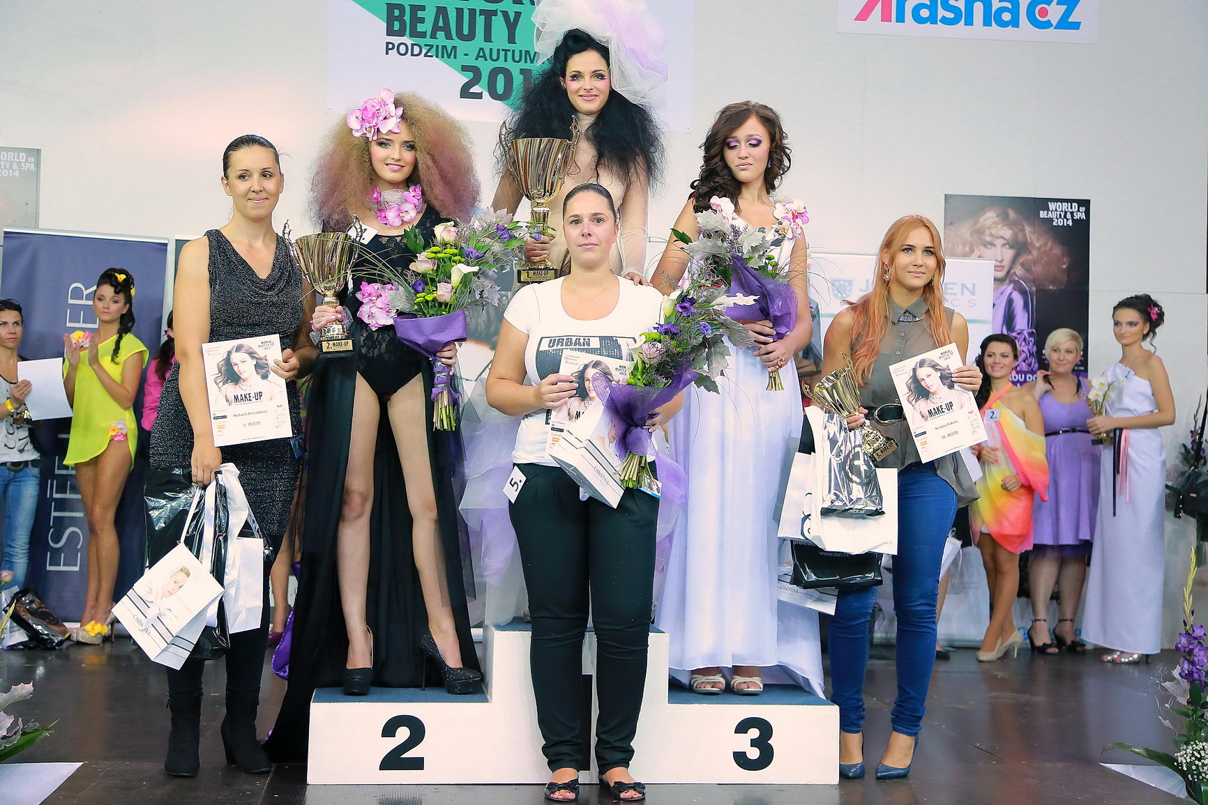 WORLD OF BEAUTY & SPA 2013 PODZIM