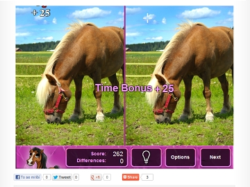 Koně, móda, líčení - to vše je ve hrách pro holky