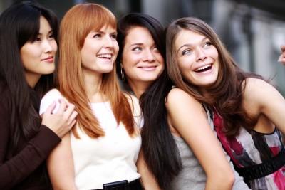 Bez kamarádek by svět nebyl tak barevný