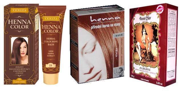 barvení vlasů při menstruaci