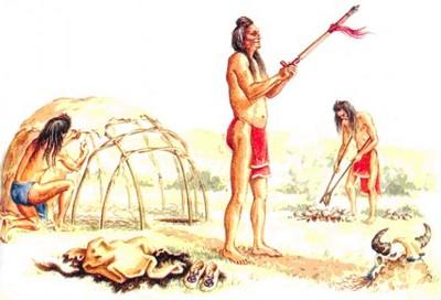 Saunu indiáni používají už stovky let