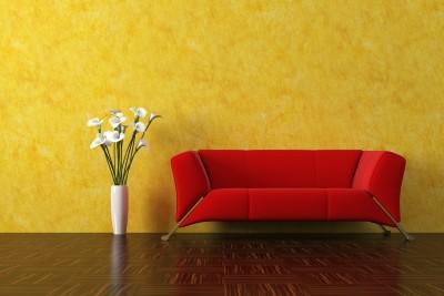 Moderní byty jsou vzdušné a plné barev