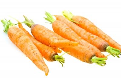 Spoustu potřebného betakarotenu obsahuje například mrkev.