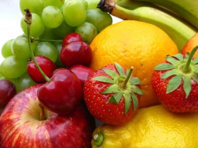 Ovoce ti po ránu dodá energii