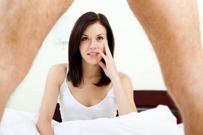 Chlap v dámském spodním prádle? Hmmm