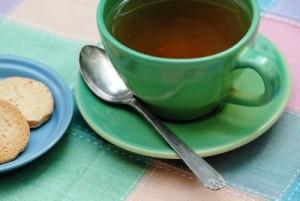 Čaj na zahřátí
