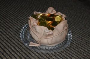 I doma se dají udělat originální a nádherné dorty, stačí se snažit...