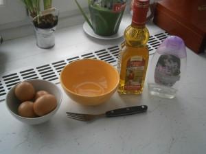 Vaječný šampon