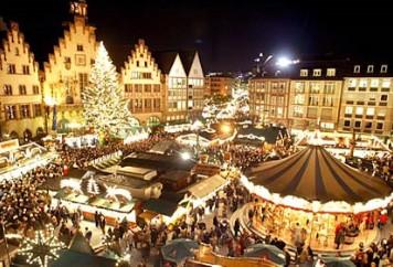 Vánoční trhy ve Vídni mají úžasnou atmosféru