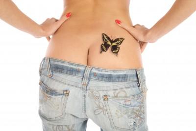 tetování položil anální sex
