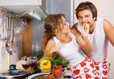 Společné vaření se často neobejde bez kompromisů