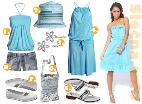 2521d430a9a3 Orsay šaty – letní šaty k moří - Slečna.info