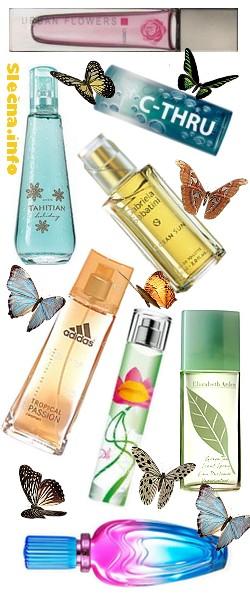parfemy