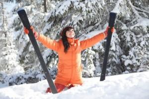 zima-lyzovani-opalovani-hory-slunce